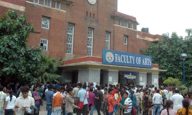 Delhi University Admissions 2017