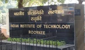 IIT Roorkee Recruitment 2017