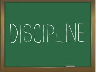 Importance of Discipline