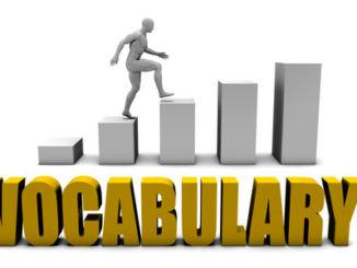 SSC Exam Vocabulary