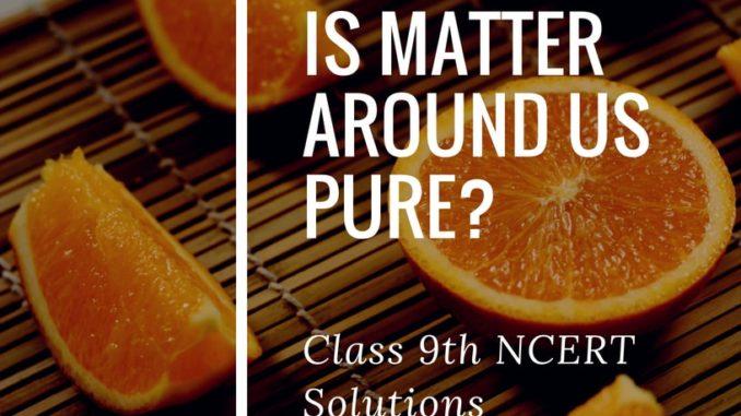Class 9 NCERT Solutions