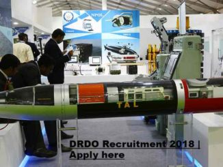 DRDO JRF Recruitment