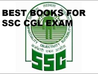 best books for SSC CGL exam