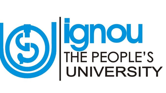 IGNOU Recruitment 2018
