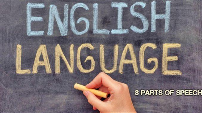Parts of Speech in English Grammar