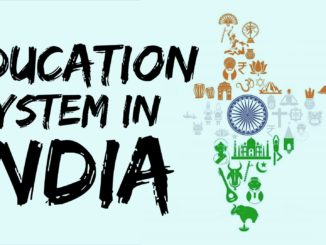 Present Education System of India