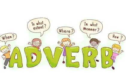 Adverbs examples