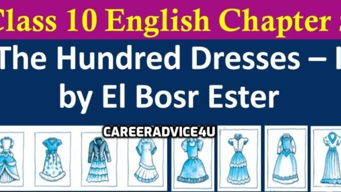 The Hundred Dresses Summary